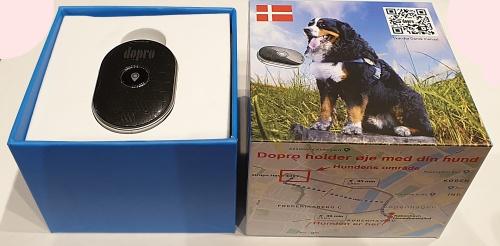 tracker til hunde